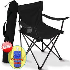 Amazon.com : Folding Camping Chair, Portable Carry Bag for Storage ...