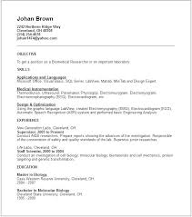 Biomedical Engineering Manager Sample Resume Custom Biomedical Engineering Cover Letter Kenicandlecomfortzone