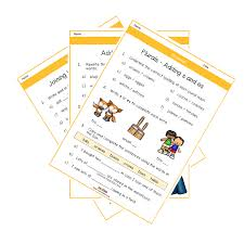 Grammar Y1 Worksheets | English | KS1 | Melloo
