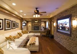 I Love This Basement Space Love How The Couch Kind Of Cuddles The