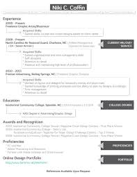 Graphic Design Resume Objective Statement Nice Resume For Graphic Designer Sample Images Entry Level 44
