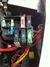 fuse layout engine bay fuse box cliosport net on renault kangoo engine bay fuse box