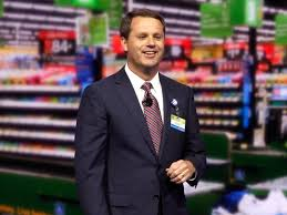 Walmart Ceo Doug Mcmillon Started Working At The Chain In High