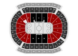 Nj Devils Seating Chart 3d Prudential Center Seating Chart New Jersey Devils Tickpick