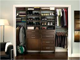 wood closet shelving. Closit Organizer Image Of Wood Closet Shelving Brown G