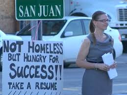 Woman Hands Out Resumes On Buffalo Street Gets Job Offers