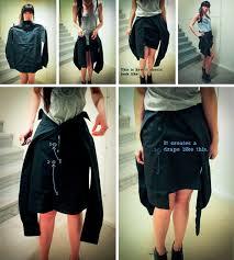 Clothing Design Ideas dress shirt three steps to transform top to bottom clothing design ideas