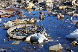 Экологические проблемы России и какие существуют пути их решения Мусор в водоемах Благодаря спутниковым исследованиям были выявлены экологические проблемы морей России