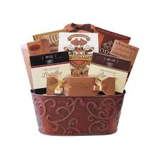 sweet forts gift basket