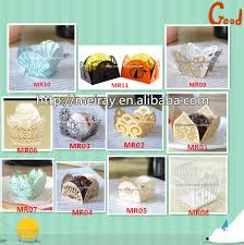 Cake Decorating Accessories Wholesale Wholesale wedding accessories laser cut various colors mini sweet 97