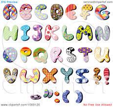 Clip Art Alphabet Free Rr Collections