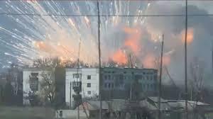 Взрывы в Балаклее Что произошло в Балаклее  Что произошло в Балаклее 01