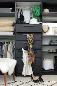 20 Of THE BEST Ikea Kallax Hacks To Organize Your Entire Home Ikea Closet Organizer Hack