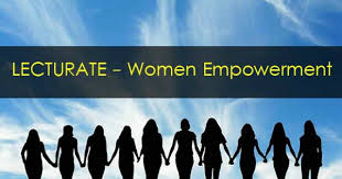 lecturette women empowerment lecturate women empowerment