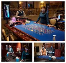 Caesars Entertainment announced the reopening of the Ramses Casino in Cairo