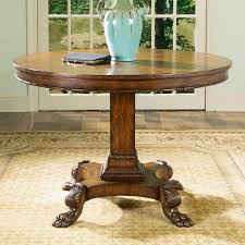 contemporary entry table. Chic Foyer Tables Ideas For Decorate Your Interiors: Contemporary Round Entryway Table And Entry O
