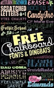 chalkboard fonts free tons of free chalkboard fonts and dingbats u create