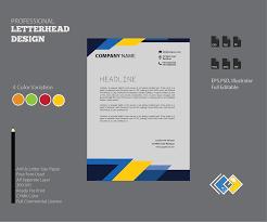 Making A Letter Head Letter Head Design Service Letter Head Design Services Company
