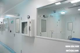 Isolation Ward Design Cleanroom Application In Hospital Neagative Pressure