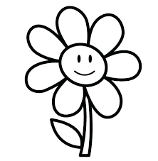 Coloring Pages Drawings Of Flowers Coloring Beautiful Page