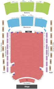 The Flint Center For The Performing Arts Tickets And The
