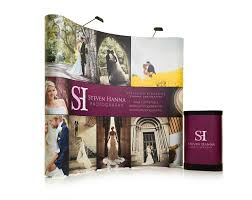 Pop Up Display Stands Uk Printed 100x100 Pop Up exhibition stand for Steven Hanna Photography 38