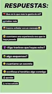 Pin De Sol Aphril En Whatsapp Instagram Retos Para Messenger Preguntas Para Whatsapp Mensajes Para Adolescentes