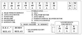 fuse box schematic tccoa forums 99 cougar fuse box location at 2000 Mercury Cougar Fuse Box Diagram