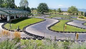 adventure golf raceway go karts