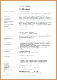 Civil Engineering Resume – Lifespanlearn.info