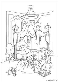 Prinses En De Kikker Kleurplaat 298811 Kleurplaat