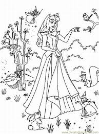 Small Picture Sleeping Beauty 57 Coloring Page Free Sleeping Beauty Coloring
