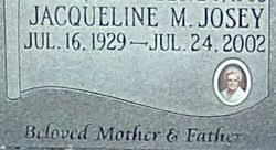Jacqueline Mills Josey (1929-2002) - Find A Grave Memorial