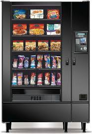 Frozen Product Vending Machine