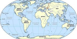 World Map Europe And Asia World Map Of Africa Asia And Europe Kingdomcolor Info