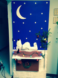 christmas office door decoration. Decoration Christmas Office Door Decorations Incredible Charlie Brown Decorating Contest Crafts U Diy Pics For Styles And