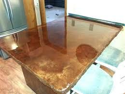 best concrete countertop sealer concrete