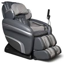 massage chair for car. osaki zero gravity massage chair with speakers, charcoal contemporary- massage-chairs for car