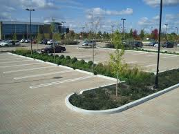 Parking Lot Stormwater Design The Stormwater Opportunity Pacific Institute