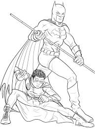 Small Picture Beautiful Batman Batgirl Coloring Pages Photos Coloring Page