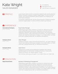 professional resume templates for word 49 modern resume templates that get you hired fancy resumes