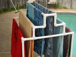 Pool Towel Drying Rack Fascinating Pool Side Towel Rack Yard And Plants Pinterest Towels Clothes
