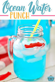 easy ocean water punch the country cook