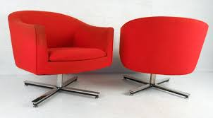 mid century swivel chair. Modern Furniture Design Book Pdf Image Of Mid Century Swivel Chair Red Nice Decoration