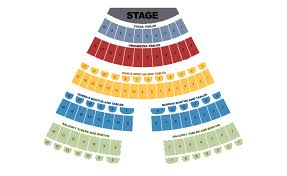 Turning Stone Seating Chart Turning Stone Casino Concerts At Event Center Seating