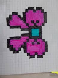 La scheda facile di un pulcino che esce dal guscio dell'uovo. Pixel Art Pixel Art Art Pixel