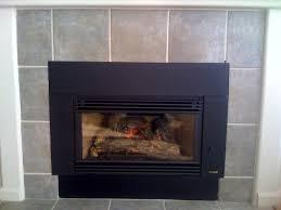 gas fireplace insert lake osego