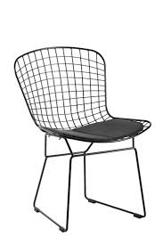 replica harry bertoia wire side chair powdercoated frame harry bertoia transformed deck chairsoutdoor chairsdining