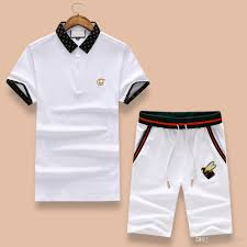 2018 Koh High Quality Medusa 2018 Summer New Fashion Luxury Designer T Shirt Shorts Suit Mens Xcasual T Shirt And Shorts Set 3l From Qq3339 56 16