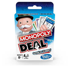 Купить <b>Игра настольная</b> Монополия <b>Hasbro</b> E3113 Сделка с ...